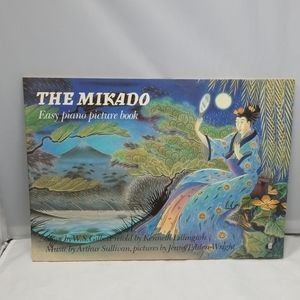 The Mikado Easy Piano Picture Book